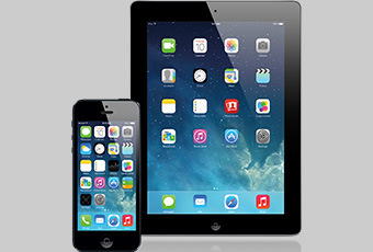 iPhone and iPad devices